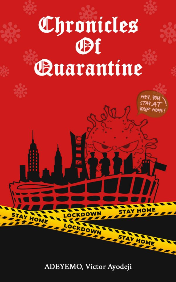 Chronicles of Quarantine book cover